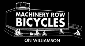 Welcome to Machinery Row Bicycles